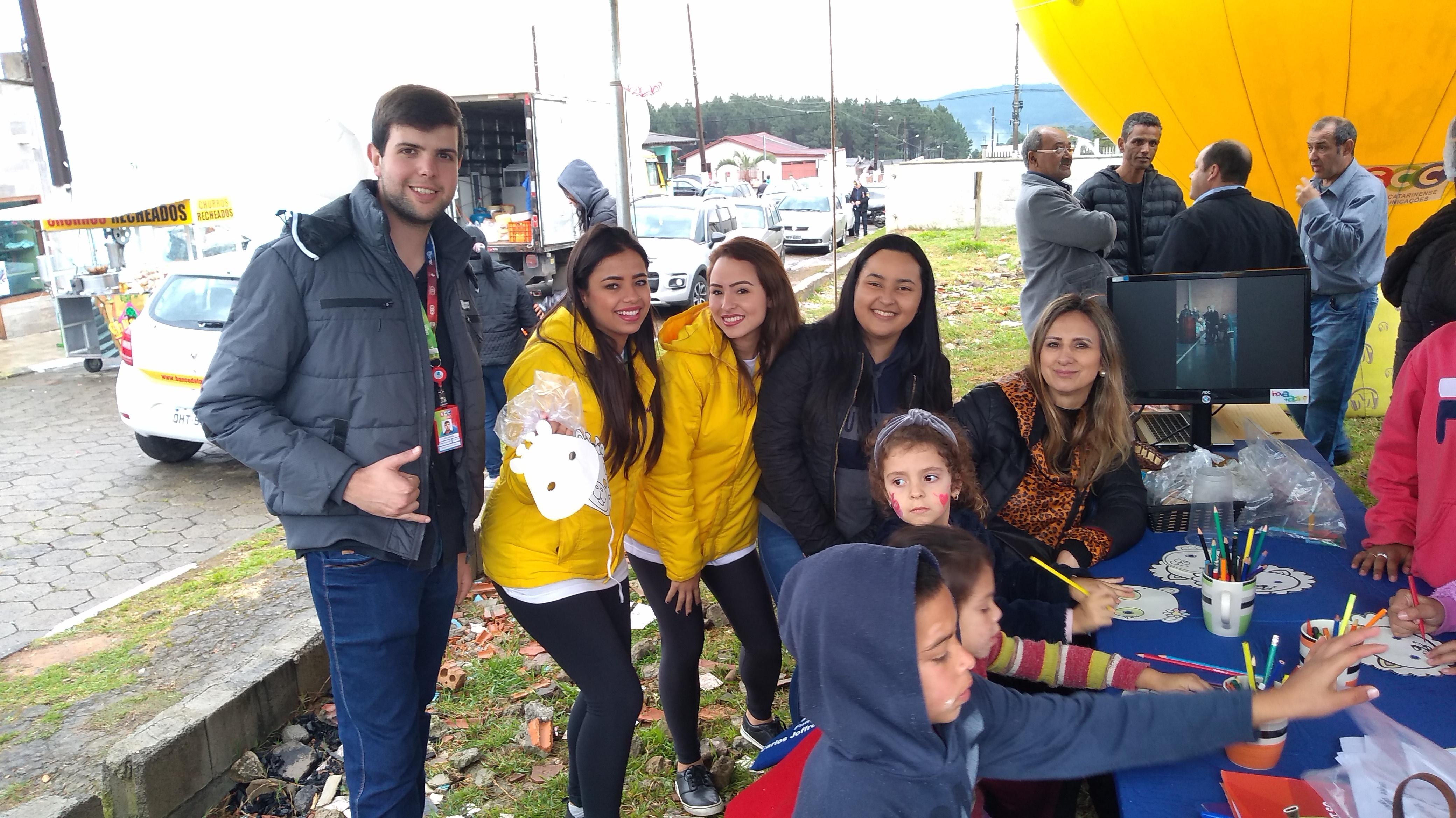 31/08/2019 - A Fundação Carlos Joffre do Amaral, participou do evento