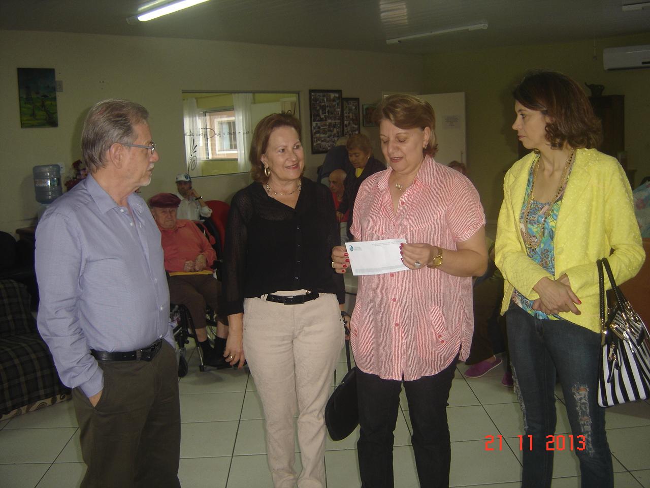 Lar do Menino Deus recebe recursos da CDL/FCJ