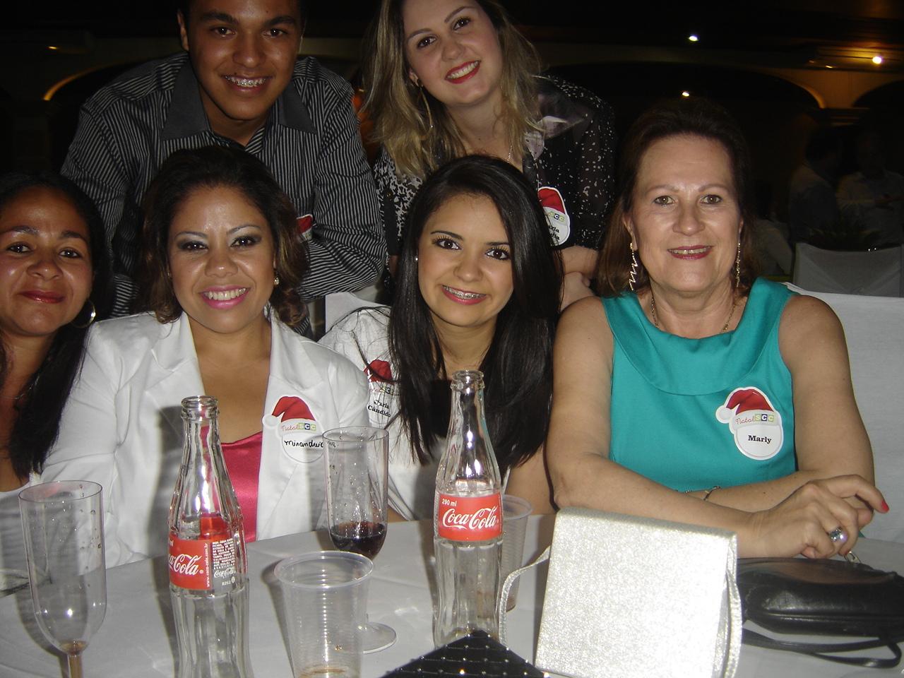 SCC REALIZOU GRANDE FESTA DE NATAL COM COLABORADORES E FAMILIARES