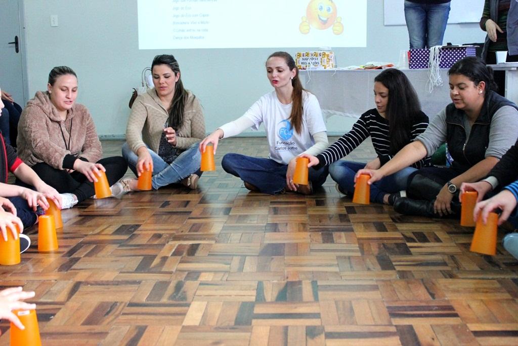 FCJ capacita estagiárias da Educação Infantil
