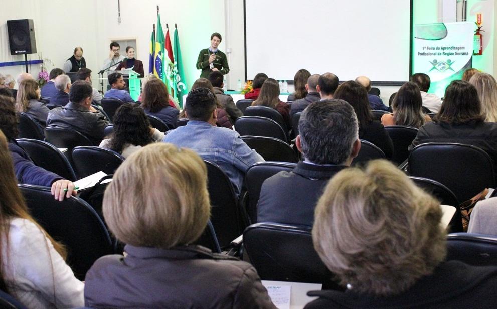 Programa de Aprendizagem é apresentado a empresas locais