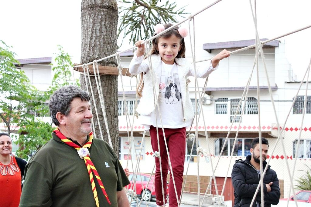 07/10/2017 - Joca Neves fica lotada durante o Criança na Praça