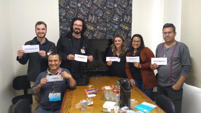 23/07/2019 -  Integração dos novos colaboradores do grupo SCC.