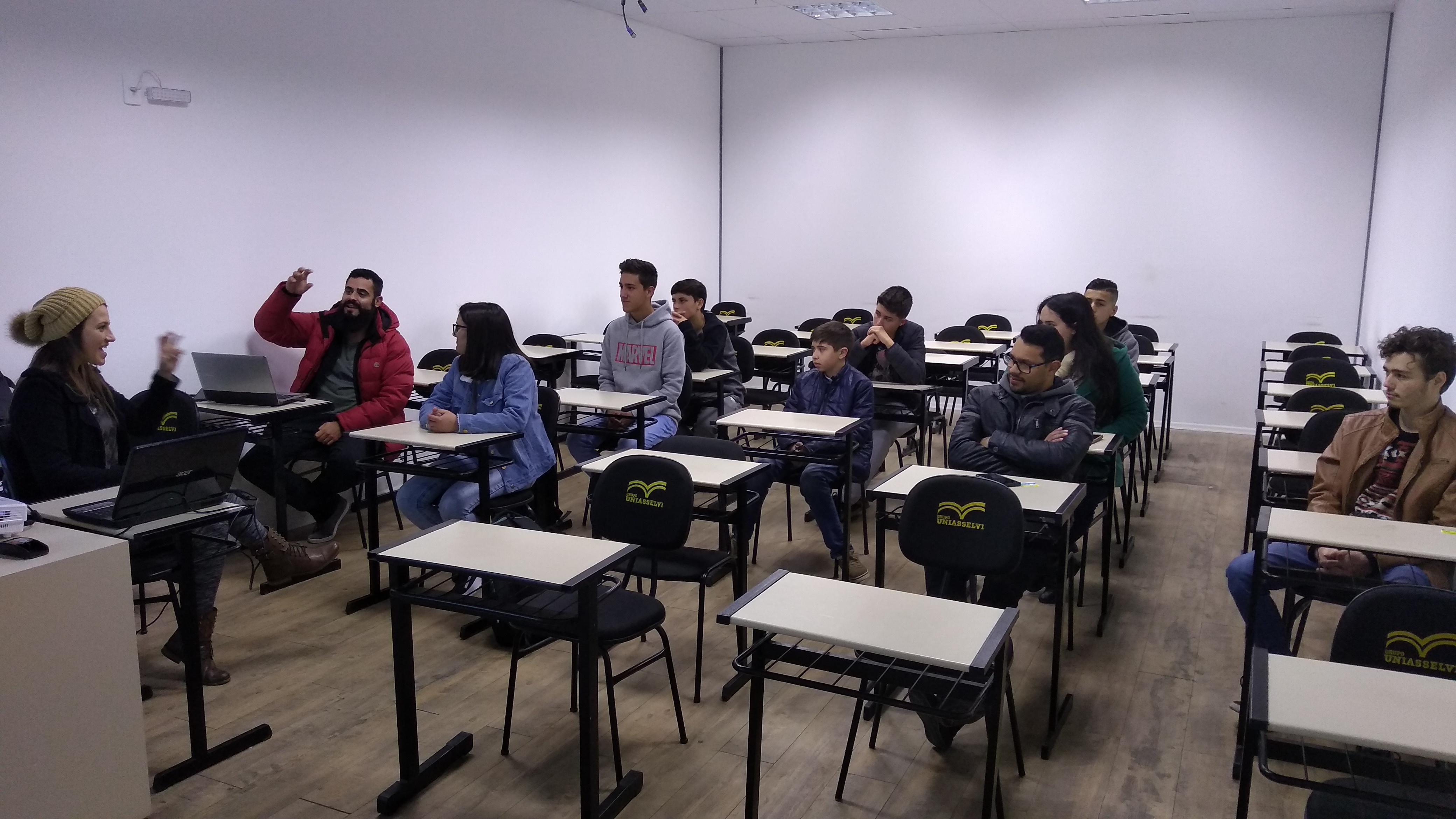 03/08/2019 - A Fundação Carlos Joffre do Amaral realizou o FPPEJ - Feirão Preparatório Para  Empregabilidade Jovem.