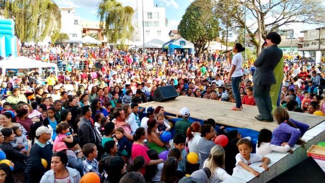 FCJ define data para o Criança na Praça 2017