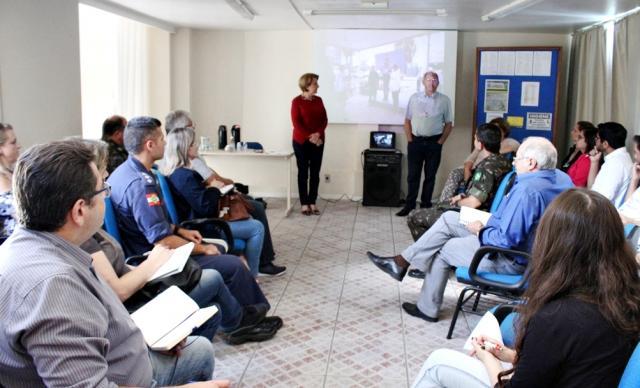 12/05/2018 - Parceiros se unem em prol da Campanha do Agasalho 2018