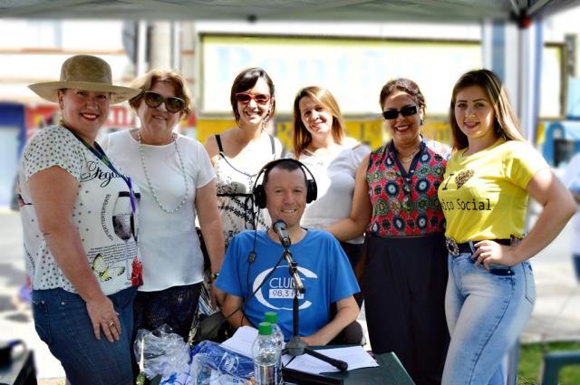 Primeira contemplada pelo Gestante do Mês fala à Rádio Clube FM