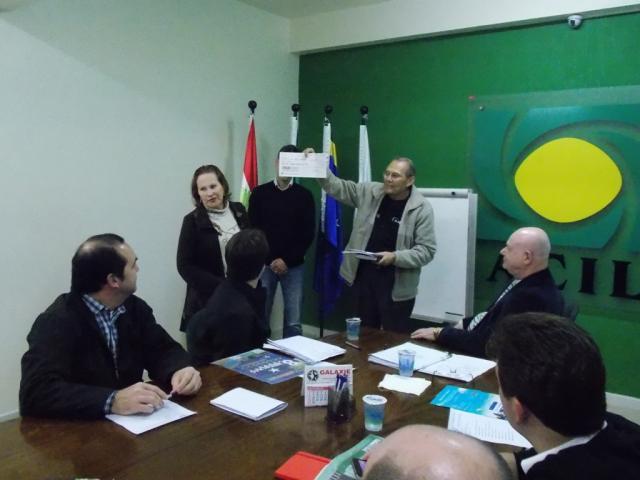 Hospital Infantil Seara do Bem recebe doação da ACIL